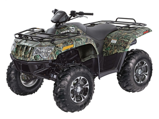 Фото квадроцикла Arctic Cat 500 XT