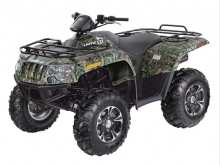 Фото Arctic Cat 500 XT  №1