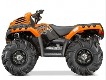 Фото Polaris Sportsman 850 High Lifter  №1