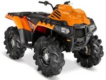 Фото Polaris Sportsman 850 High Lifter  №2