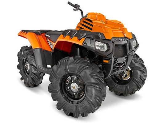 Фото квадроцикла Polaris Sportsman 850 High Lifter